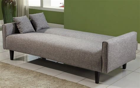 powerful grey fabric cheap sofa beds design completed  small cushions  modern minimalist