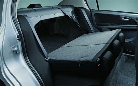 Suzuki Sx4 Seats 2012 Suzuki Sx4 Sedan Rear Passengers Side View Photo 24