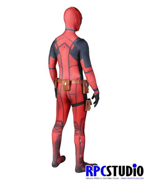 Kaos Print Umakuka Dedpool Suits deadpool
