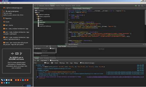 node js the node js debugger