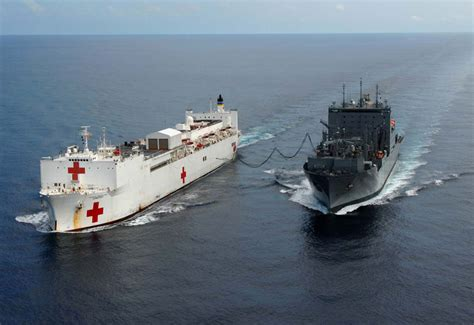 usns comfort recension from a to b how logistics fuels american
