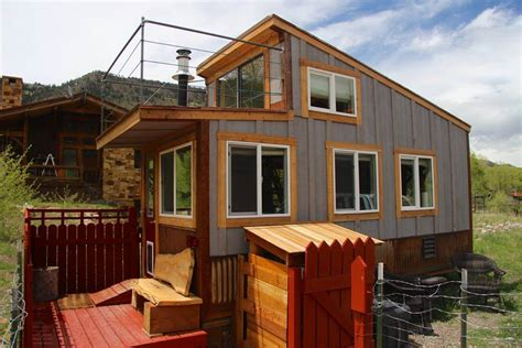 tiny houses 10 000 s custom clearstory tiny house built for only