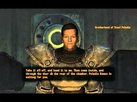New Trainees 2 by Fallout New Vegas Power Armor Guide Part 1 Of