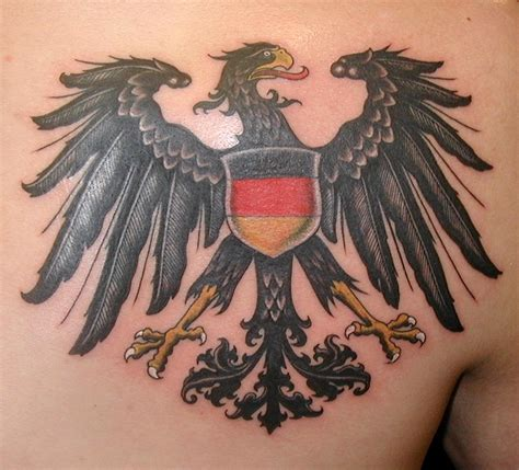german cross tattoo german eagle design of tattoosdesign of tattoos