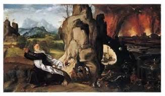Torment Of St Anthony By Essay by History Torment Of Anthony By Savoldo Script To Screen