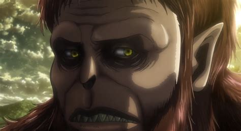 who is the beast titan anime spoilers has anyone noticed this about the beast