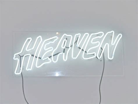 hldenim heaven lights interior inspiration all white neon sign that reads