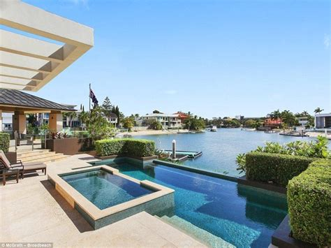 buy a house gold coast australia s richest family puts luxury gold coast holiday house on the market