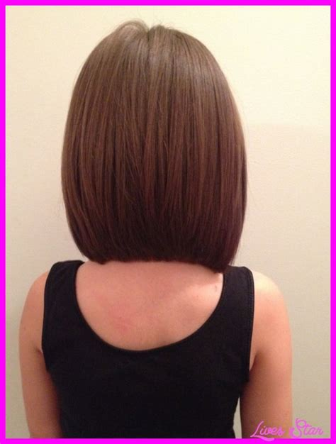 hair in front shoulder length in back medium bob haircuts back view livesstar com