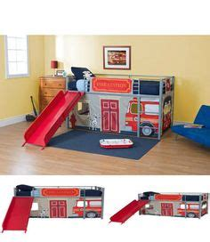 Fireman Bunk Bed 1000 Ideas About Truck Beds On Truck Room Truck Bed And Toddler Bed