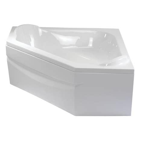 tablier de baignoire angle concerto longueur 140cm blanc