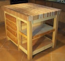 Butcher Block For Kitchen Island by Pecan Butcher Block Center Island Traditional Kitchen