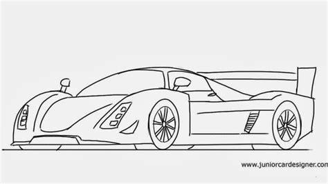 easy car to draw for junior car designer junior car designer