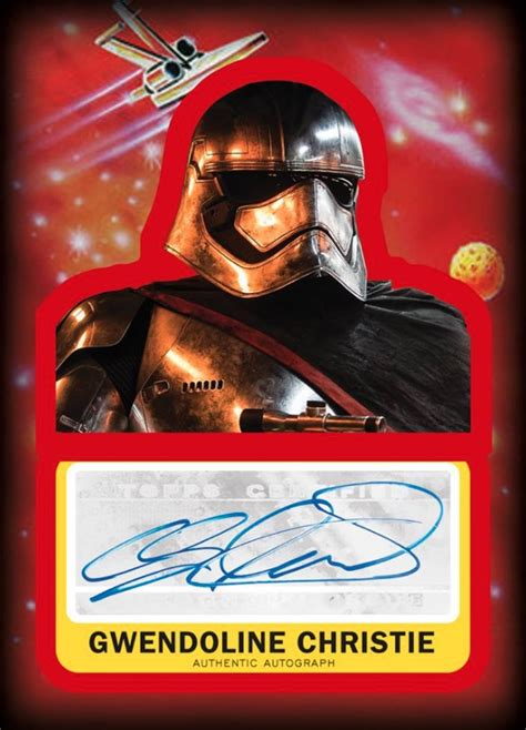 wars journey to wars the last jedi captain phasma 2017 topps wars journey to the last jedi checklist