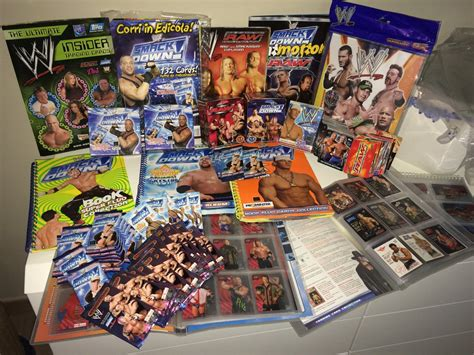 Gift Card Collection - wwe italian trading cards collection by giuseppe94 on deviantart