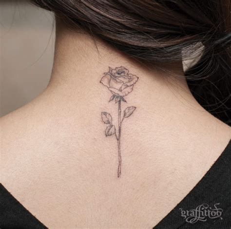 40 blackwork rose tattoos you ll instantly love rose