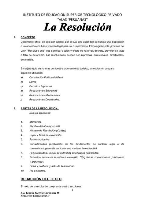 resolucion de intendencia nacional n la resoluci 243 n