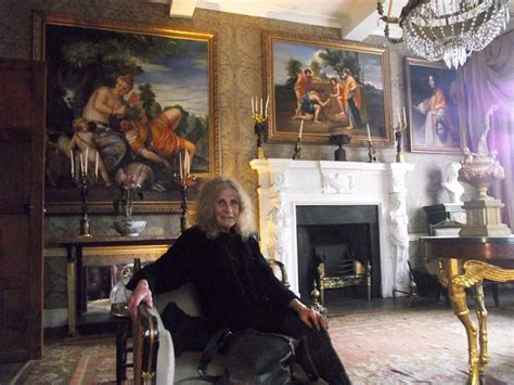 Home Office Library by Commissioned Oil Paintings For The Jacobean Country House
