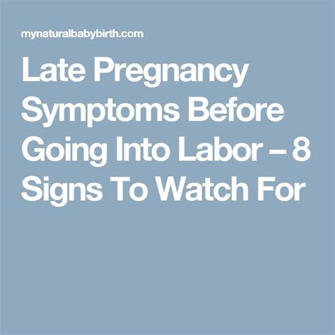 signs a is going into labor soon 1000 ideas about early pregnancy signs on earliest pregnancy signs