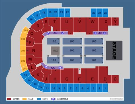 full house layout seating chart sanford center