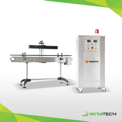 Mesin Kopi Weiss 2000 automatic induction sealer mesin induksi sealer otomatis