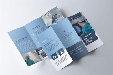 46 medical brochure templates free pdf exles designs