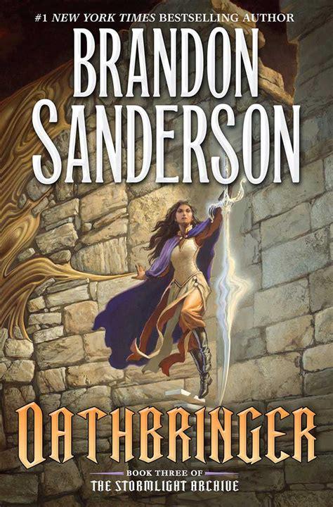oathbringer book three of the stormlight archive books oathbringer di brandon sanderson ecco la cover americana