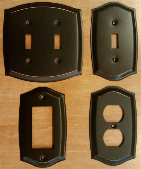 Rubbed Bronze Switch Plates Switch Plate Outlet Cover Wall Rocker Rubbed Bronze Rubbed Bronze Rockers And Outlets