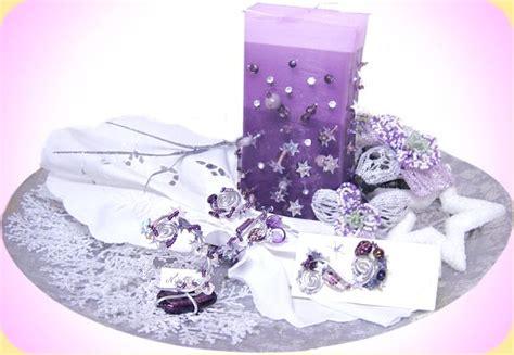 candele lilla centrotavola natale perline fai da te candela lilla fiori