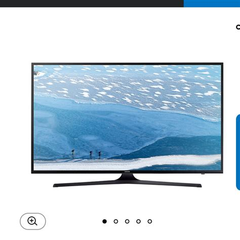 samsung 2019 tv ua43ku6000 samsung 43 inches 4k tv with hdr in warranty till 17 oct 2019 home appliances