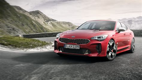 Kia Car Wallpaper Hd by 2018 Kia Stinger Gt 4k Wallpaper Hd Car Wallpapers Id