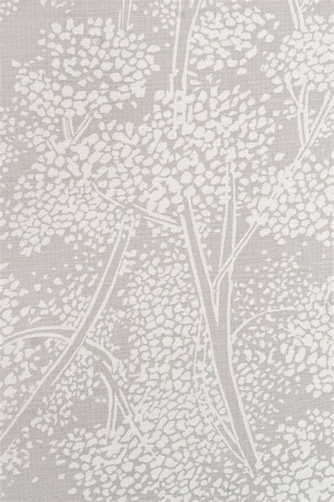 woodsford linen fabric light grey linen fabric with large
