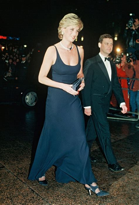 Dress Diana the true story princess diana s dress
