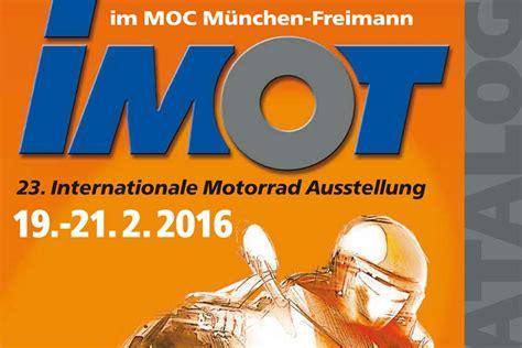 Motorrad Batterie Ulm by News 220 Bersicht Imot In M 220 Nchen 25 Internationale