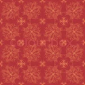 Muster Hintergrund Zusammenfassung Muster Hintergrund Nahtlose Grafik Rot Vector Vektorgrafik Colourbox