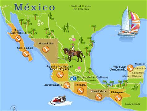 map of mexico showing ixtapa mexico new 2021