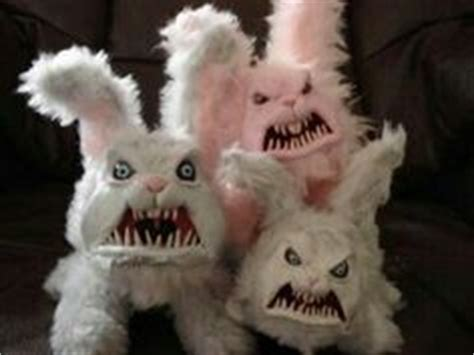 creepy rabbit! on pinterest | rabbit, bunnies and white