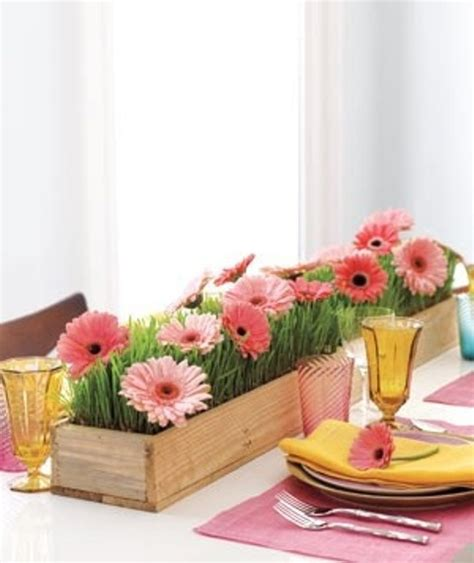 spring table decorations 61 stylish and inspirig spring table decoration ideas
