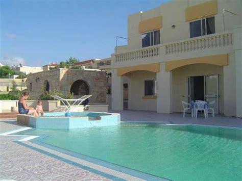 june ville apartments villa reviews photos malta