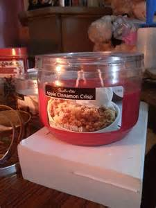 bougie yankee candle babou cookie candle lite