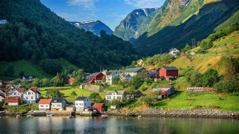 fjord day trips from bergen sognefjord gudvangen and flam day trip on the go tours