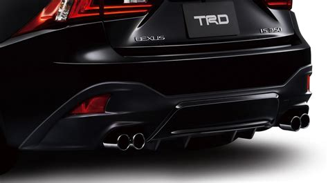 lexus trd lexus is trd hots up new japanese sedan photos 1 of 9