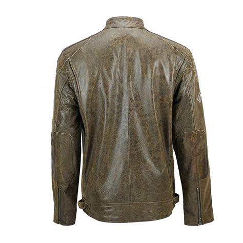 racing biker jacket mens leather fitted racing biker jacket vintage