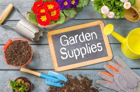organic vegetable gardening supplies