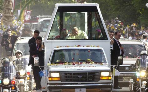 pope mobile see the evolution of the popemobile nbc news