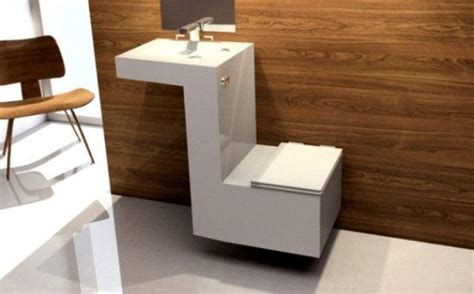 Roca Shower Bath 32 stylish toilet sink combos for small bathrooms digsdigs