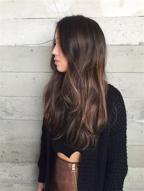 beautiful brunette hair with platinum highlights pictures hot trebd 2015 690 best ombr 201 balayage images on pinterest hair