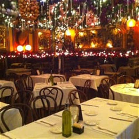 rolfs bar rolf s bar restaurant dining area new york ny