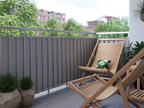 balkonumrandung ikea balkonbespannungen sichtschutz jalousiescout de