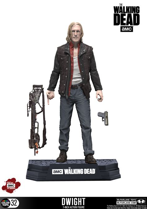 figure 7 inch mcfarlane 7 inch twd dwight figure discussion at